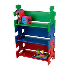 KidKraft® Puzzle Bookshelf