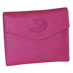 Buxton Heiress Mini Trifold Tri Fold Wallet
