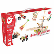 Classic Toy Super Builder Set