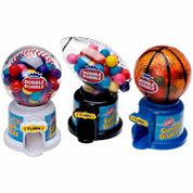 Dubble Bubble Hot Sports Gumball Dispensers: 12 Piece Box