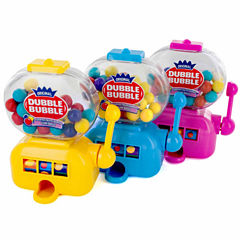 Dubble Bubble Big Jackpot Gumball Slot Machines: 12-pc. Box
