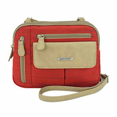 St. John's Bay Zippy Crossbody Bag