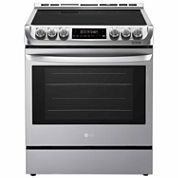 LG 6.3 cu. ft. Capacity Electric Slide-in Range with ProBake Convection™ and EasyClean®