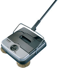 Leifheit Rotaro S Manual Carpet and Floor Sweeper