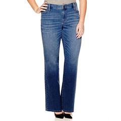 a.n.a® Bootcut Jeans - Plus