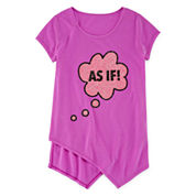 Total Girl Girls Short Sleeve Tunic - Big Kid