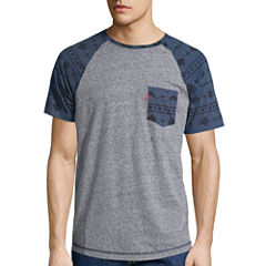 Levi's Short Sleeve Crew Neck T-Shirt