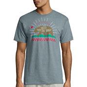 Vans Sarah Bear Graphic T-Shirt