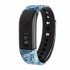 Rbx Unisex Blue Strap Watch-Rbxtr001m5