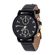 Xtreme Time Mens Black Bracelet Watch-Nwl413897bk-Bk