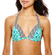 Arizona Push-Up Halter Swim Top - Juniors