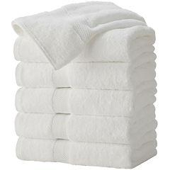 Martex® Commercial Set of 6 Bath Towels