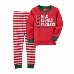 Carter's Pant Pajama Set Boys