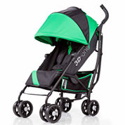 Summer Infant 3-D-one Convenience Stroller- Brilliant Green