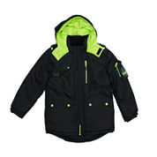Big Chill Boys Heavyweight Ski Jacket-Preschool