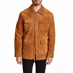 Mens Suede Coats & Jackets for Men - JCPenney