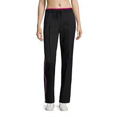 Made for Life™ Pintuck Contrast-Trim Drawstring Pants