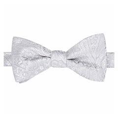 Stafford® Charles Paisley Pre-Tied Bow Tie