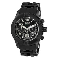 Invicta Mens Black Bracelet Watch-22454