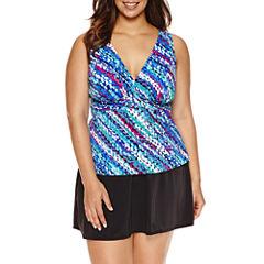 Trimshaper®  Whipstitch Katie Tankini or Skirt