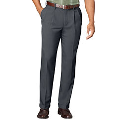 Men's Van Heusen® No-Iron Extender Pleated Pants - Big & Tall