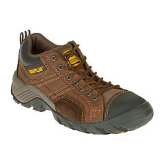 CAT® Argon Mens Composite-Toe Work Shoes