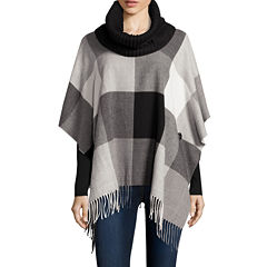 V. Fraas Buffalo Plaid Wrap