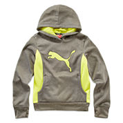 Puma® Fleece Pullover Hoodie - Girls 7-16