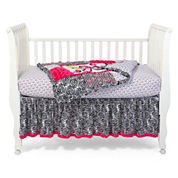 Trend Lab® Zahara Zebra 3-pc. Baby Bedding