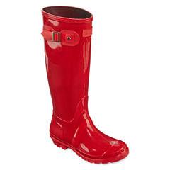 Seven 7 Womens Waterproof Slip Resistant Rain Boots