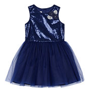 Marmellata Sleeveless Tutu Dress - Preschool