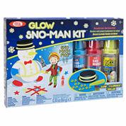 Ideal Glow Sno-Man 17-pc. Combo Game Set