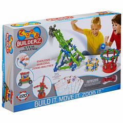 Zoob S.T.E.M. Challenge Interactive Toy - Unisex