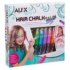 Alex Toys Spa Hair Chalk Salon Beauty Toy