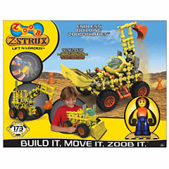 Zoob Z-Strux Lift'N Loader Interactive Toy - Unisex