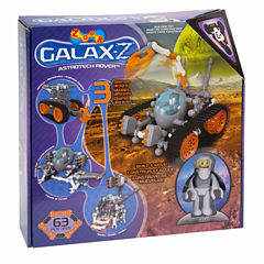 Zoob Galax-Z Astrotech Rover Interactive Toy