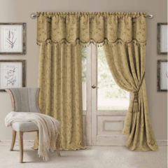 back tab curtains & drapes for window - jcpenney