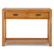 Montana 2-Drawer Console Table