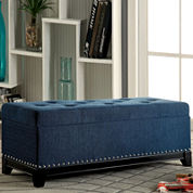 Patrella Contemporary Storage Ottoman