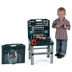 Bosch Toy Tool Shop with Ixolino Screwdriver
