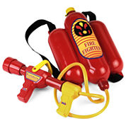 Theo Klein Firefighter Water Blaster Backpack