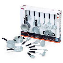 Theo Klein Toy Pot and Kitchen Set