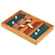 Shut the Box Game - Double-Sided 9