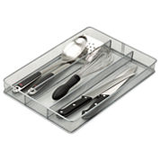 Steel Mesh 3-Compartment Cutlery Tray
