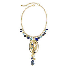Aris by Treska Shaky Bead Pendant Necklace