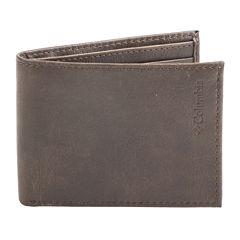 Columbia® RFID Billfold Wallet