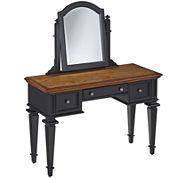 Bransford Vanity and Mirror