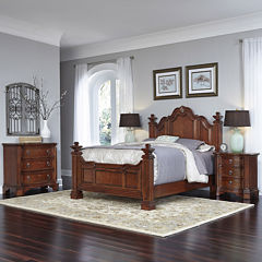 Rothwell Bed, 2 Nightstands and Chest