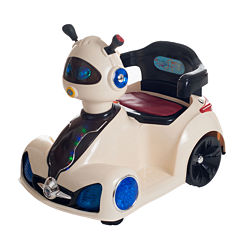 Lil' Rider Space Rover Battery-Operated Ride-on Car