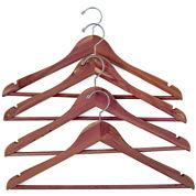 Household Essentials® Cedar Hanger with Fixed Bar
